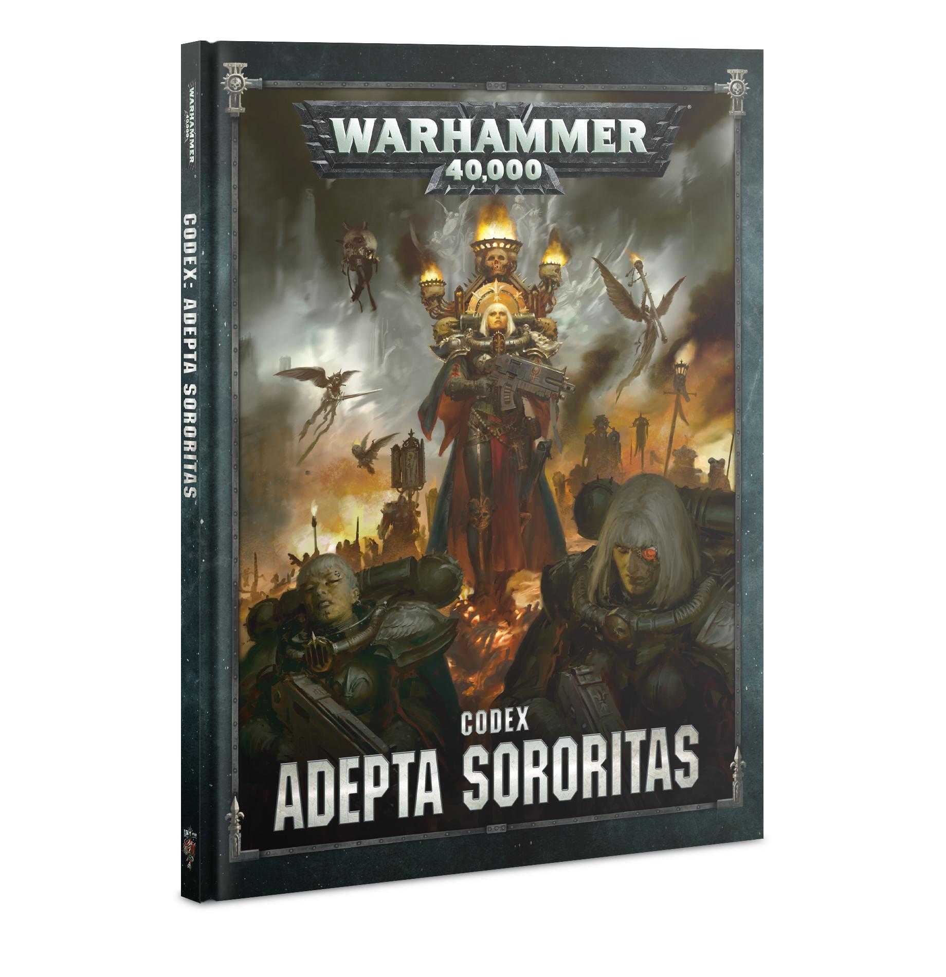 Adepta Sororitas, Codex