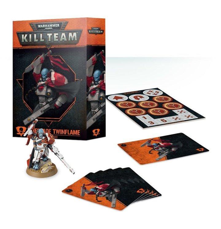 Fireblade Twinflame, Commander, Kill Team