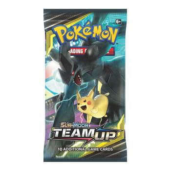 Pokemon Team Up Booster