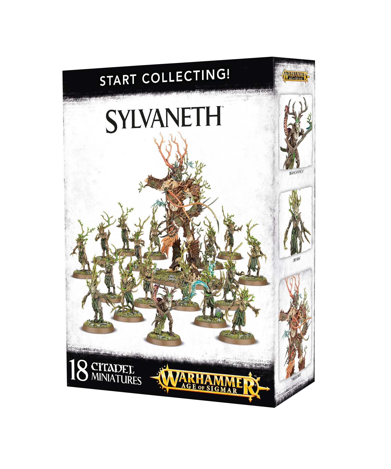 Sylvaneth, Age of Sigmar, Start Collecting