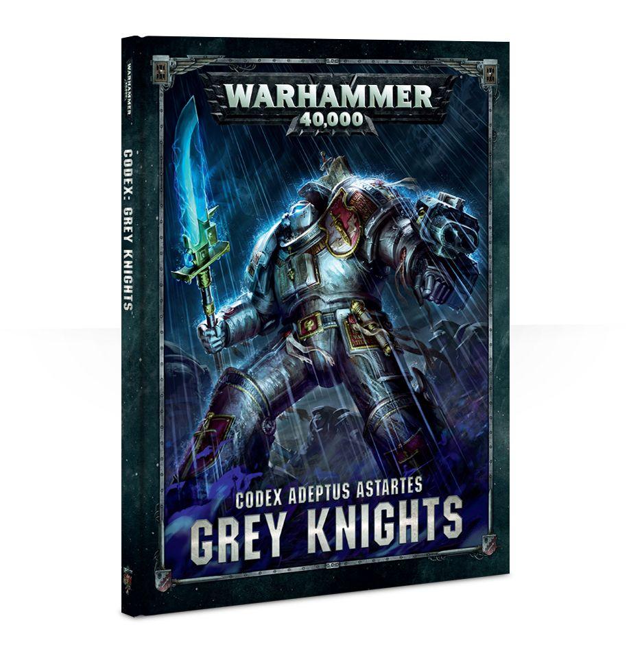 Grey Knights Codex