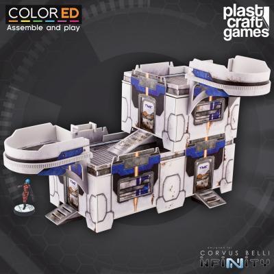 Modular Building Set, Plast Craft Games