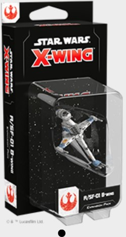 A/SF-01 B-Wing, Star Wars X-Wing