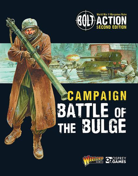 Battle of the Bulge, Campaign