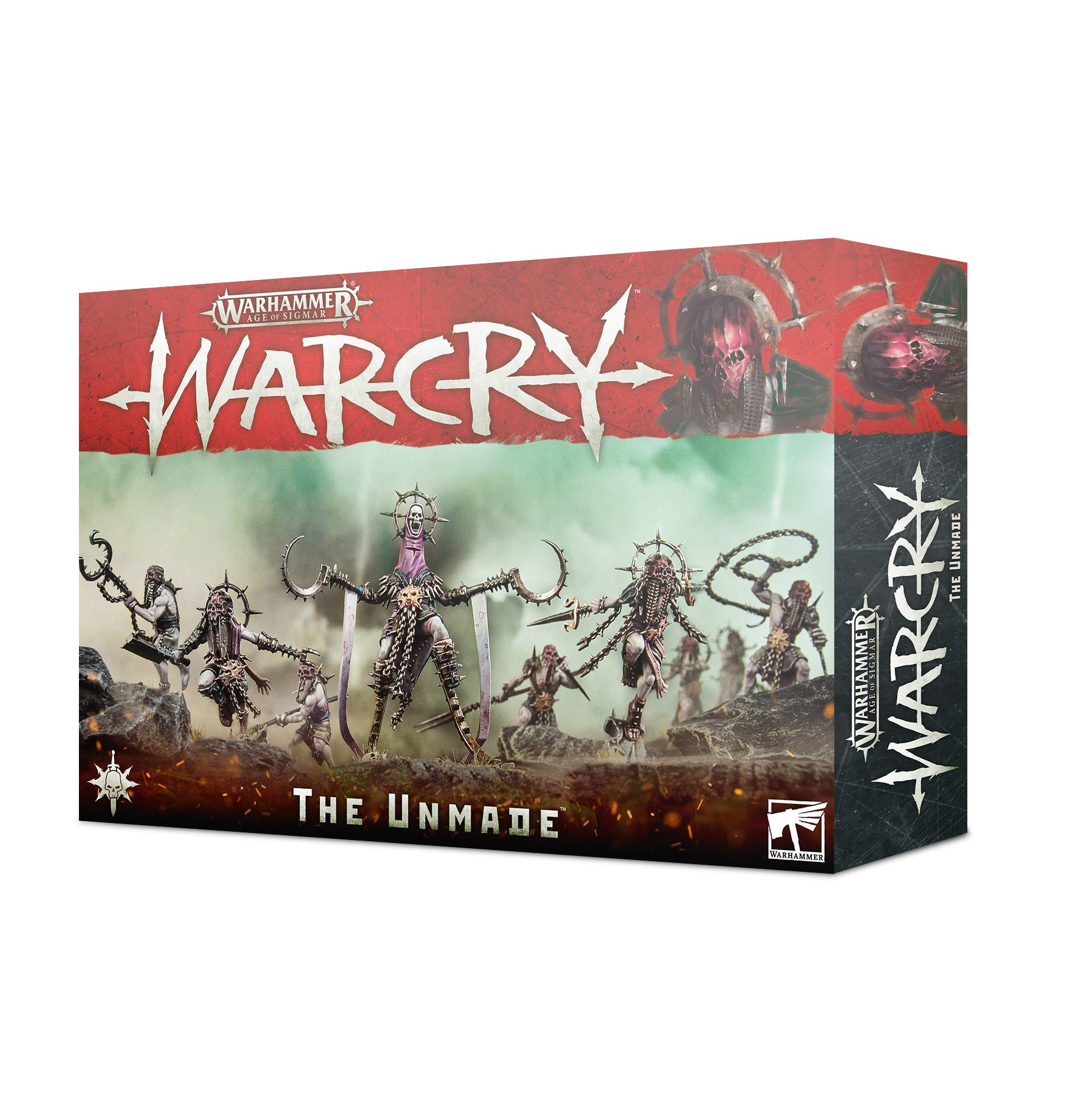 The Unmade, Warcry