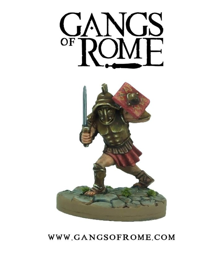 Gladiator Ally, Gangs of Rome