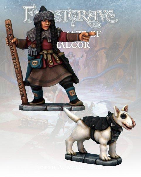 Tracker & War Hound II, Frostgrave