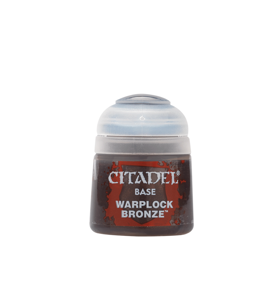 Warplock Bronze, Citadel Base 12ml