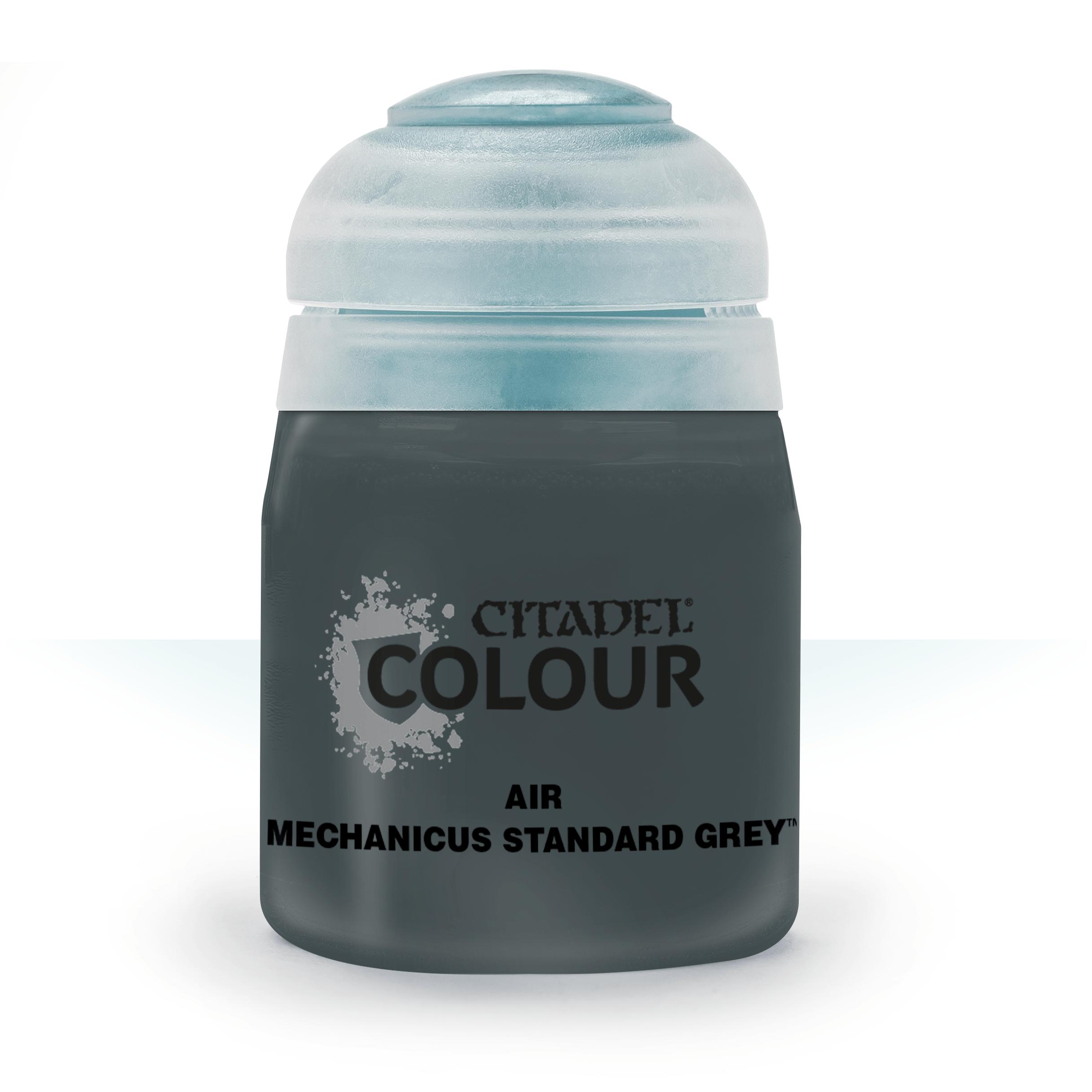 Mechanicus Standard Grey, Citadel Air 24ml