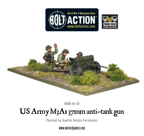 37mm Anti-Tank Gun