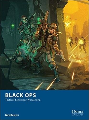 Black Ops Tactical Espionage Wargaming
