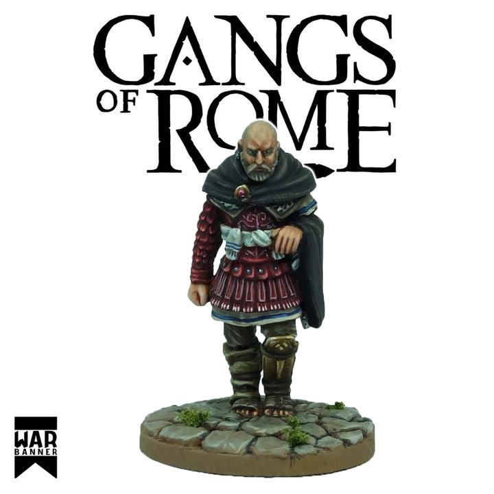 The Iberian, Retired Gladiator, Gangs of Rome
