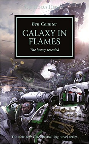 Galaxy In Flames, Black Library