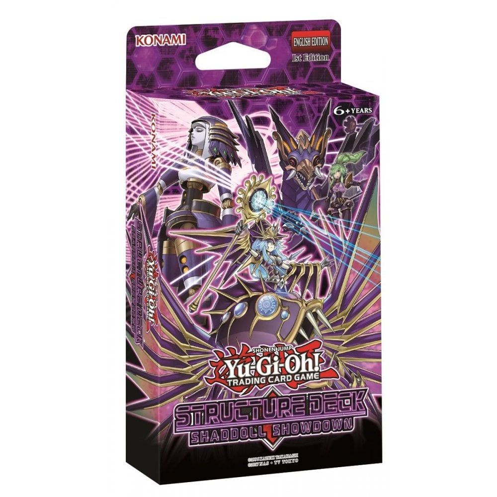 Shaddoll Showdown Structure Deck, Yu-Gi-Oh!