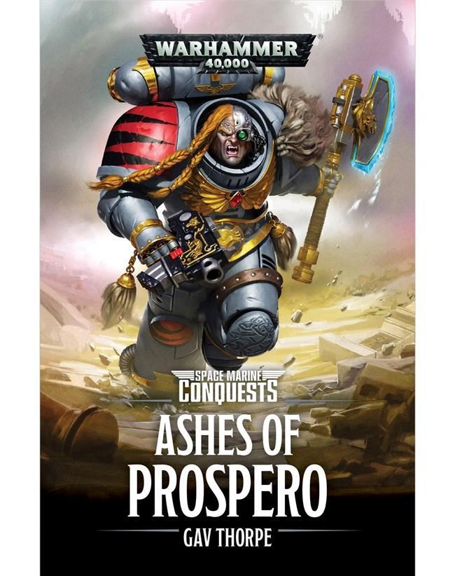 Ashes of Prospero, Black Library