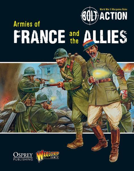 France and the Allies, Armies of