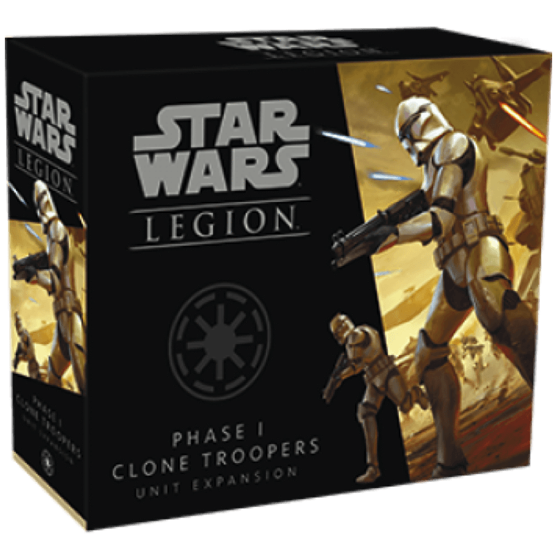 Phase 1 Clone Troopers, Star Wars Legion