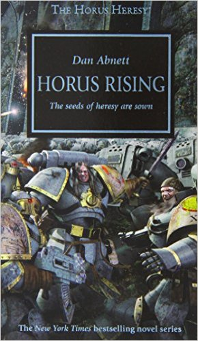 Horus Rising, Black Library