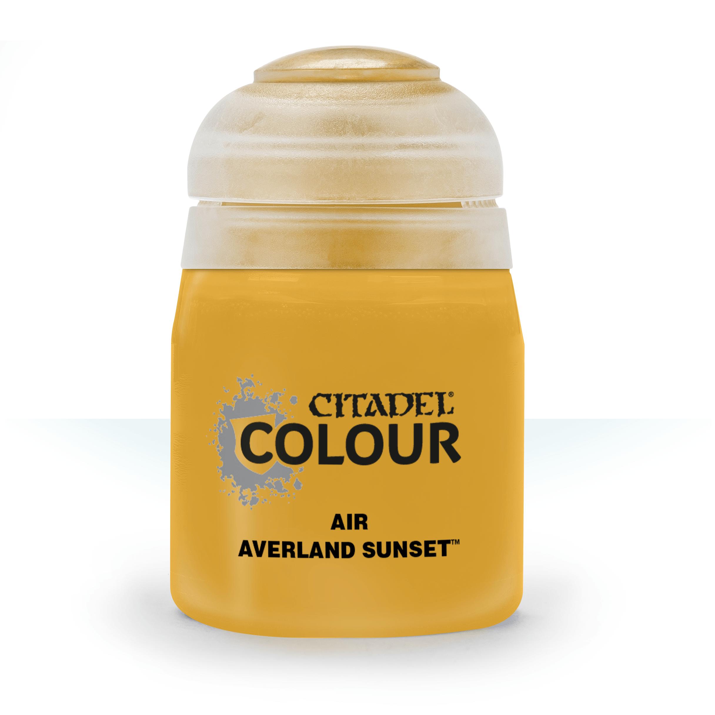 Averland Sunset, Citadel Air 24ml