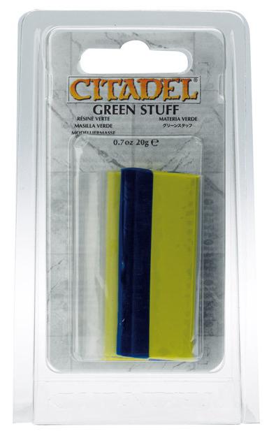 Green Stuff, Citadel