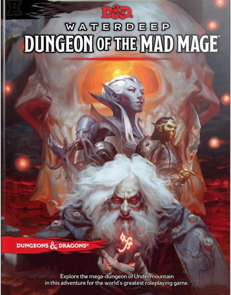 Dungeon of the Mad Mage D&D