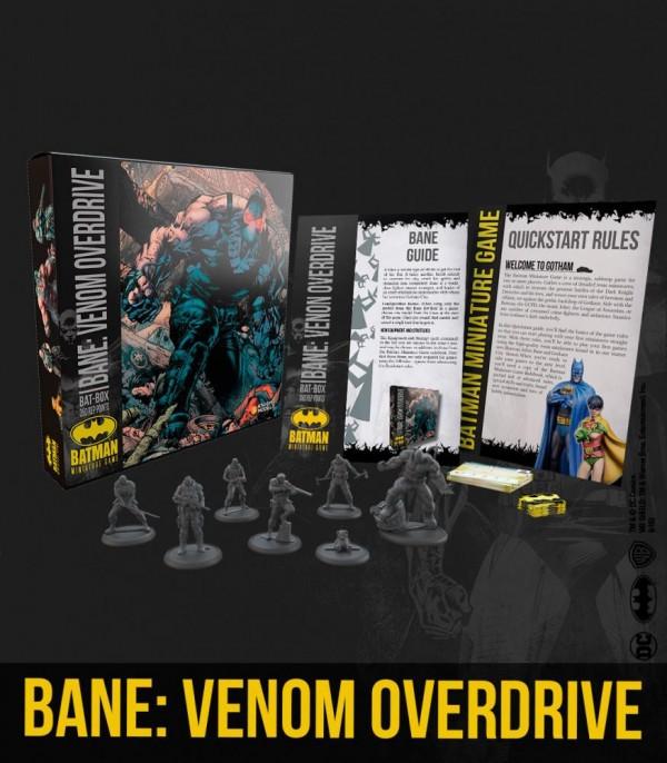 Bane - Venom Overdrive Bat-Box