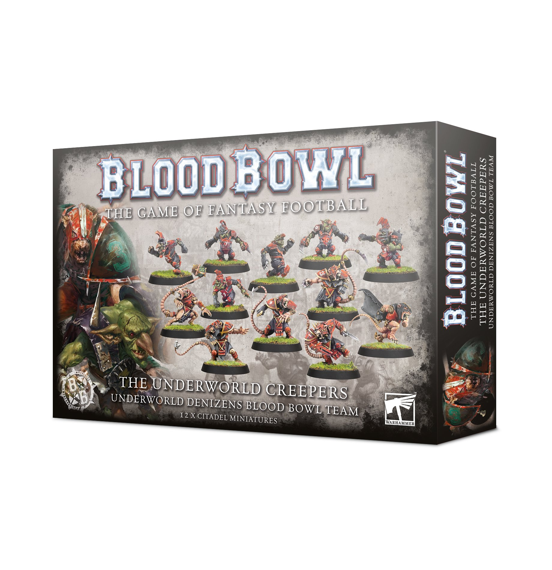 The Underworld Creepers, Blood Bowl