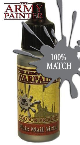 Plate Mail Metal, Army Painter Metallic