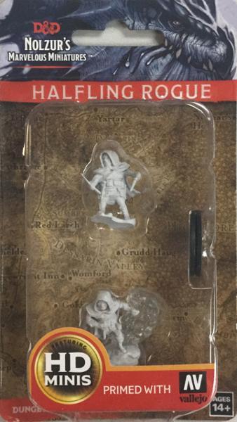 Halfling Male Rogue