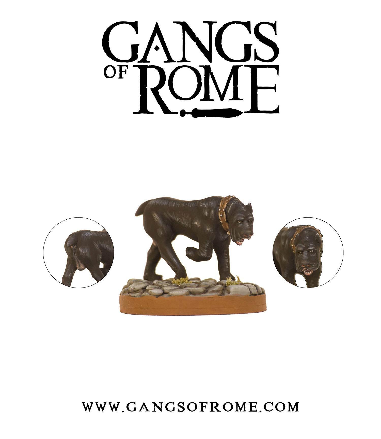 Fierce Mastiff, Gangs of Rome
