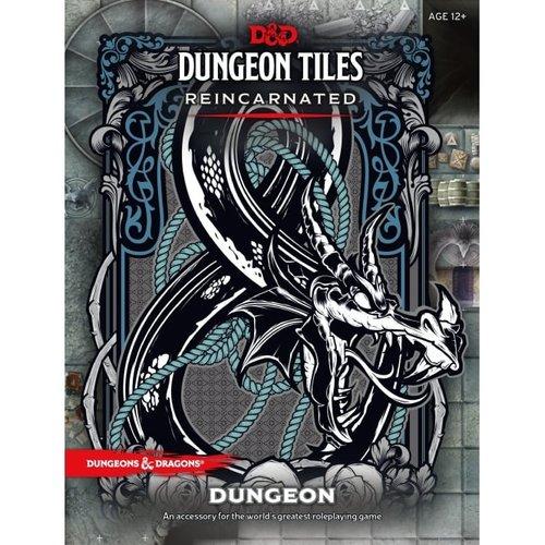 City Dungeon Tiles D&D