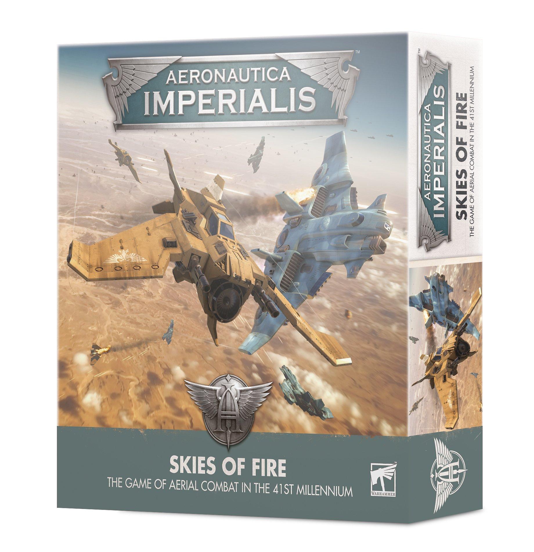 Skies of Fire, Aeronautica Imperialis