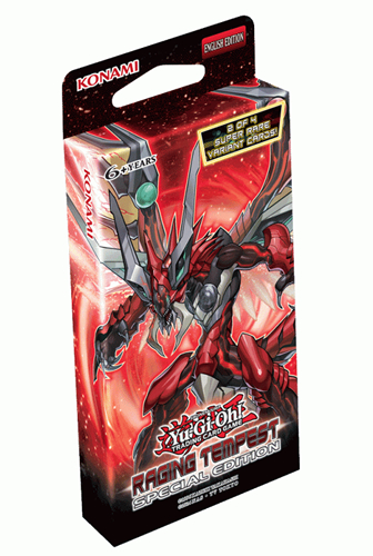 Raging Tempest Special Edition, Yu-Gi-Oh!