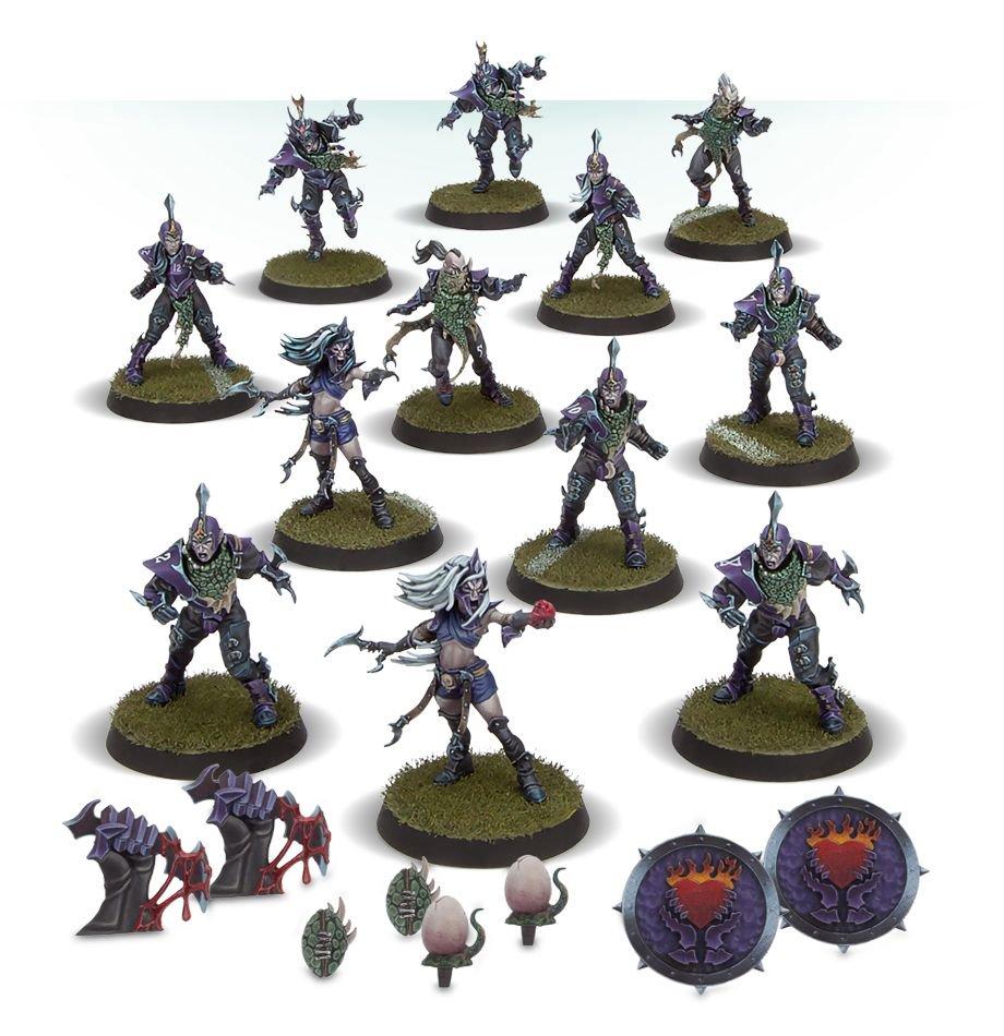 The Naggaroth Nightmares, Blood Bowl
