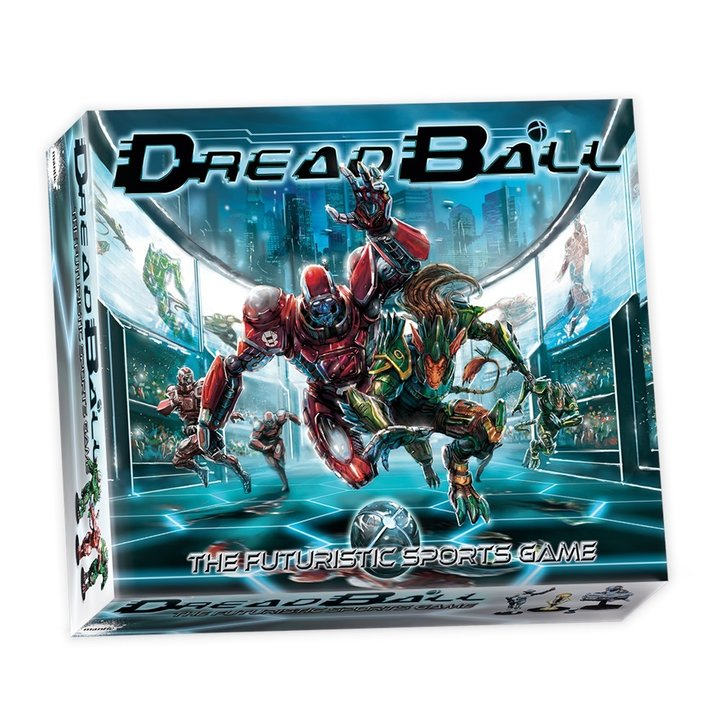 Dreadball 2nd Edition