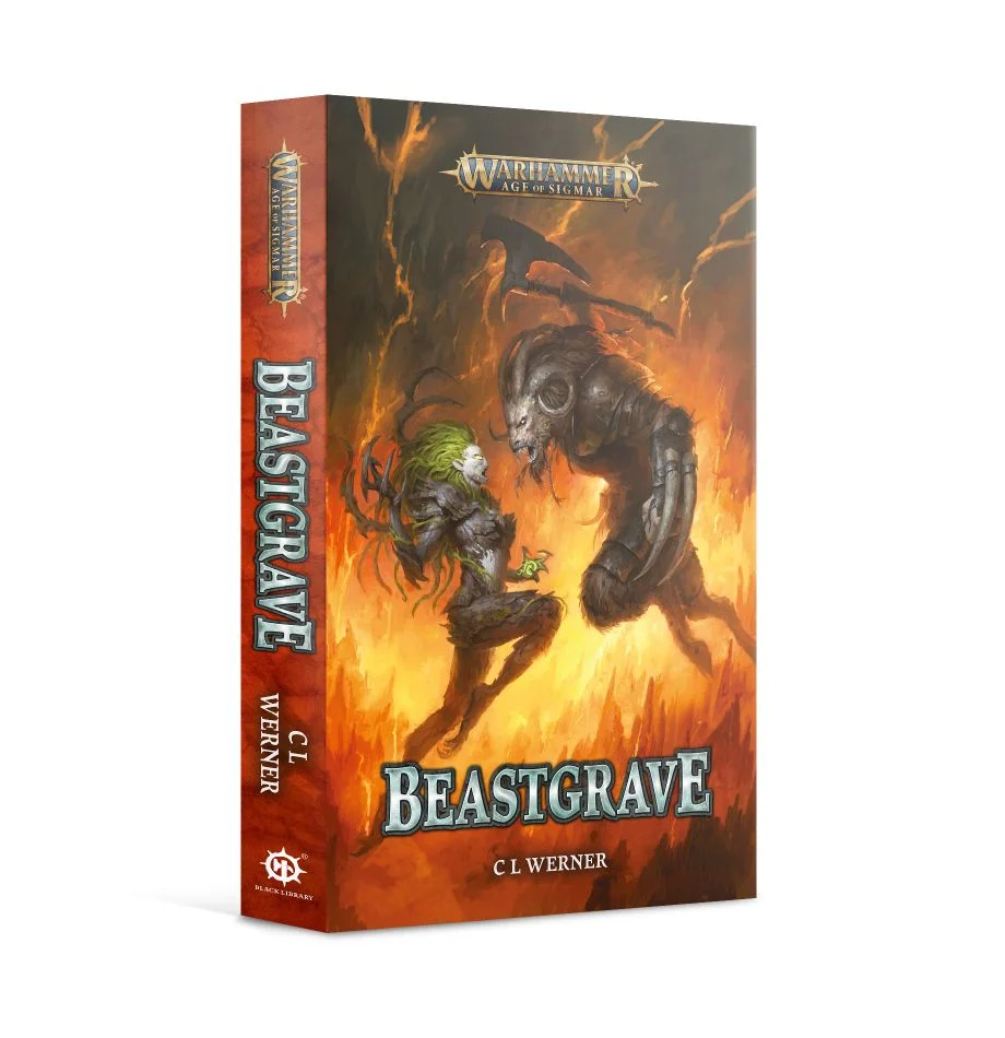 Beastgrave, Black Library