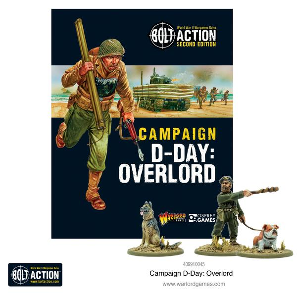 D-Day: Overlord Campaign Book