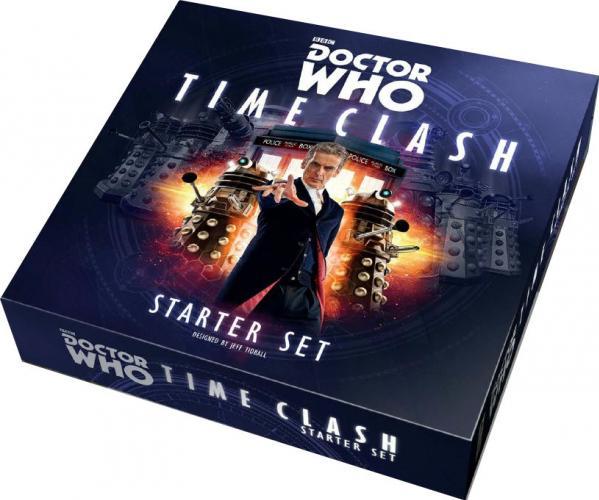 Time Clash Starter Set: Dr Who