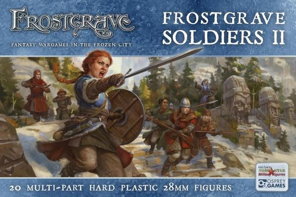 Women Soldiers, Frostgrave