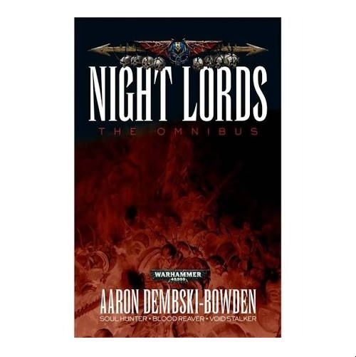 Night Lords: The Omnibus, Black Library