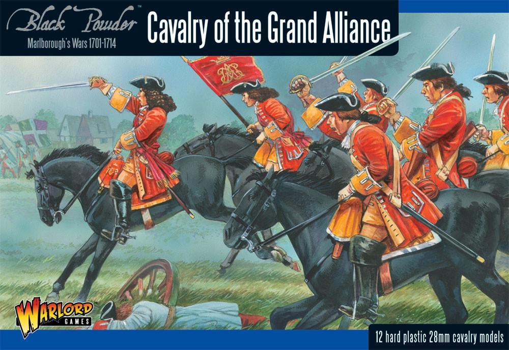 Cavalry of the Grand Alliance, MW