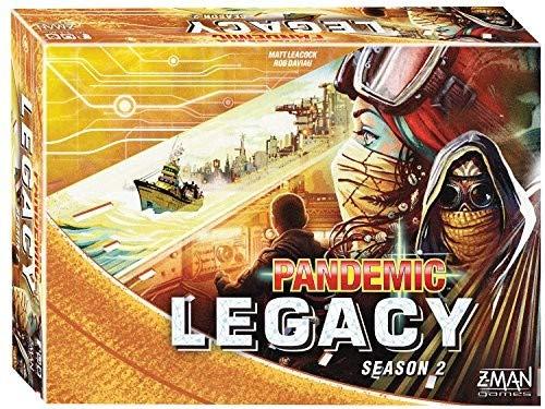 Z Man Games YELLOW - Pandemic Legacy Season 2