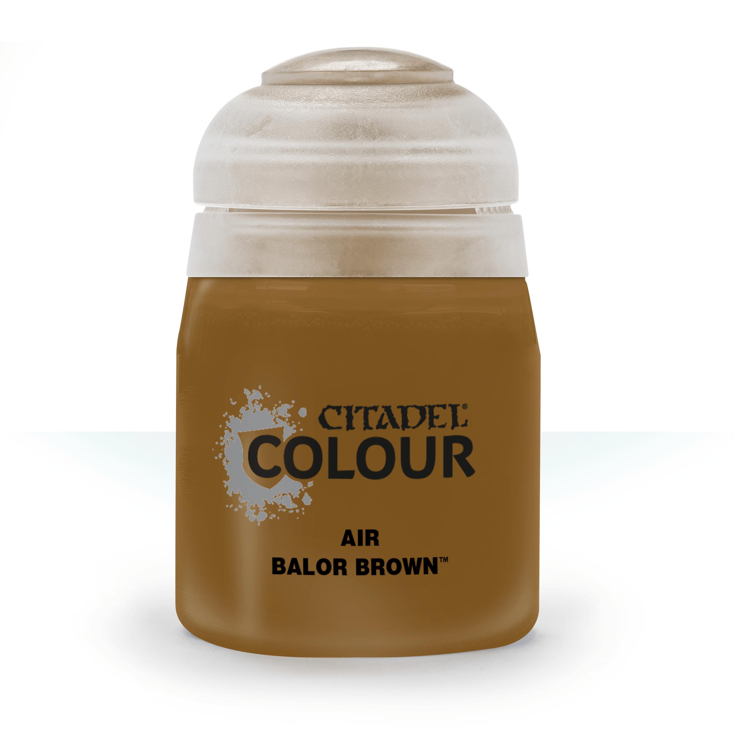 Balor Brown, Citadel Air 24ml