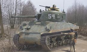 M4A2 Sherman / Sherman Mk III, Rubicon Models
