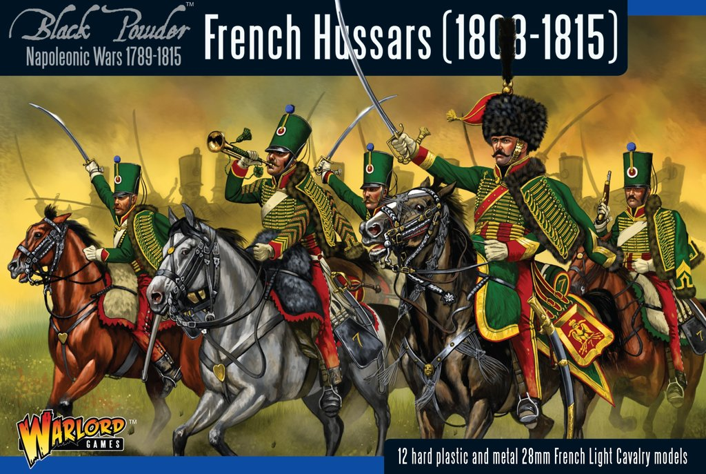 French Hussars, NW