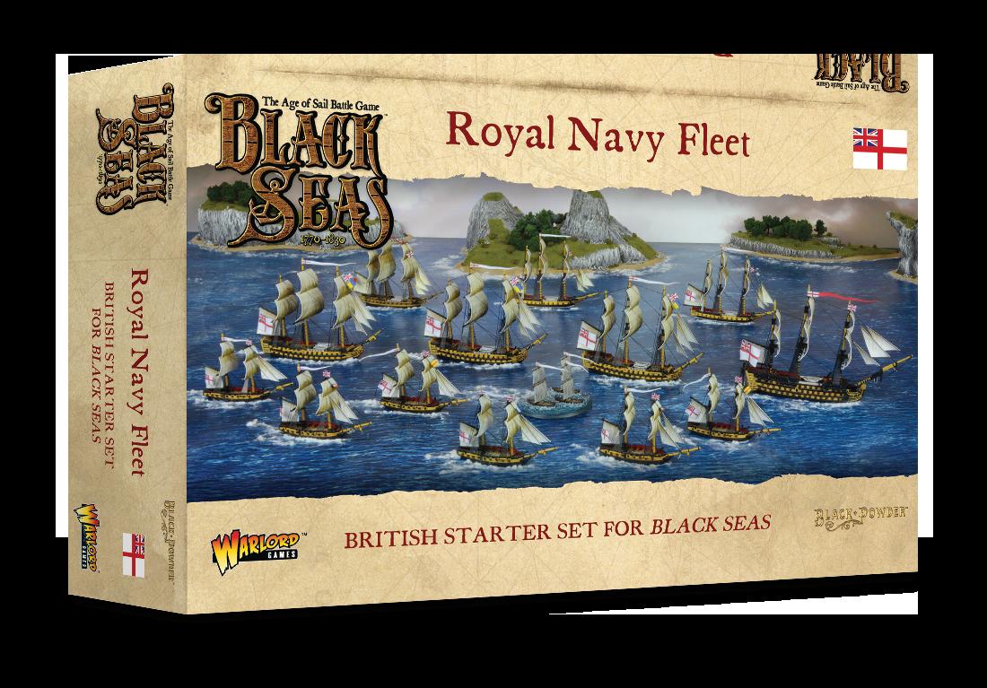 Royal Navy Fleet, Black Seas