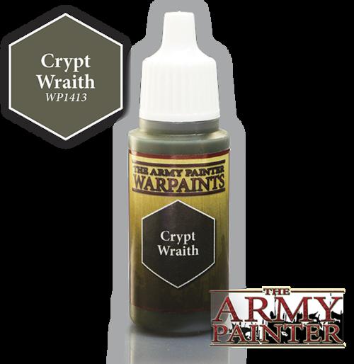 Crypt Wraith, Army Painter