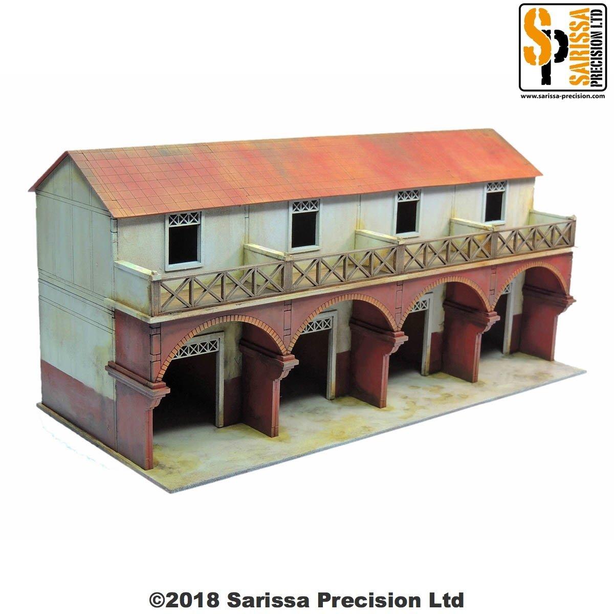 Middle Rank Traders, Sarissa Precision
