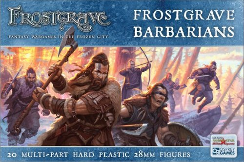 Barbarians, Frostgrave