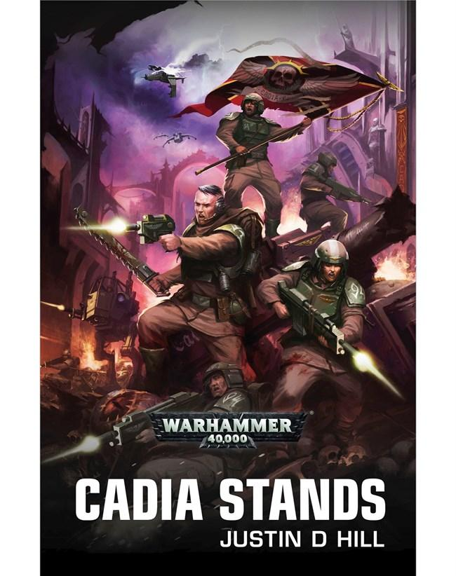 Cadia Stands, Black Library